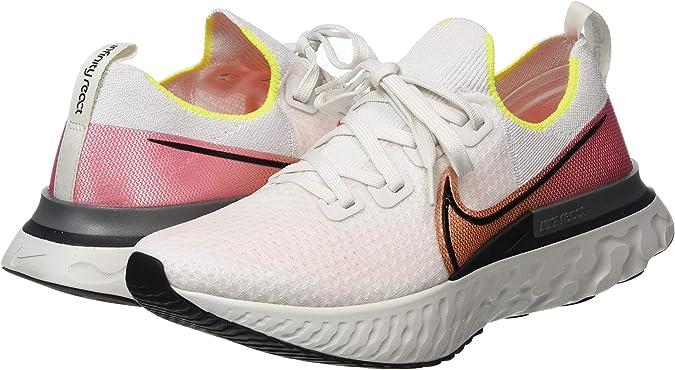 NIKE React Infinity Run Flyknit, Zapatillas para Correr para Hombre: Amazon.es: Zapatos y complementos