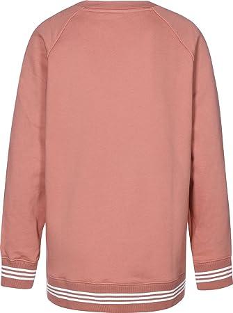 adidas pullover blau pink