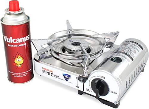 Vulcanus MS-8000 Mini Butane Gas Stove