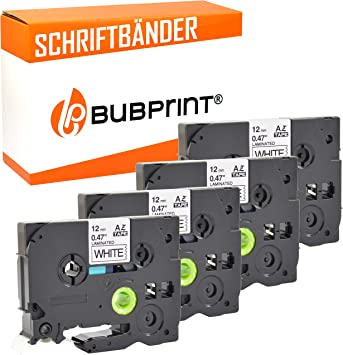 2 Farbband für Brother TZ-231 P-Touch D200BW D200BWVP D200DA D200G D200MA 9600