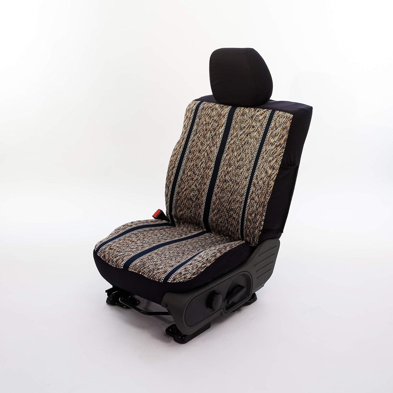 Toyota Saddleman A 029843-14 Gray Saddle Blanket Custom Seat Cover Fits