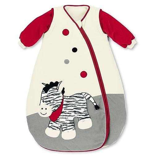 Sterntaler Zimba - Saco de dormir de invierno para bebé Talla:60 cm