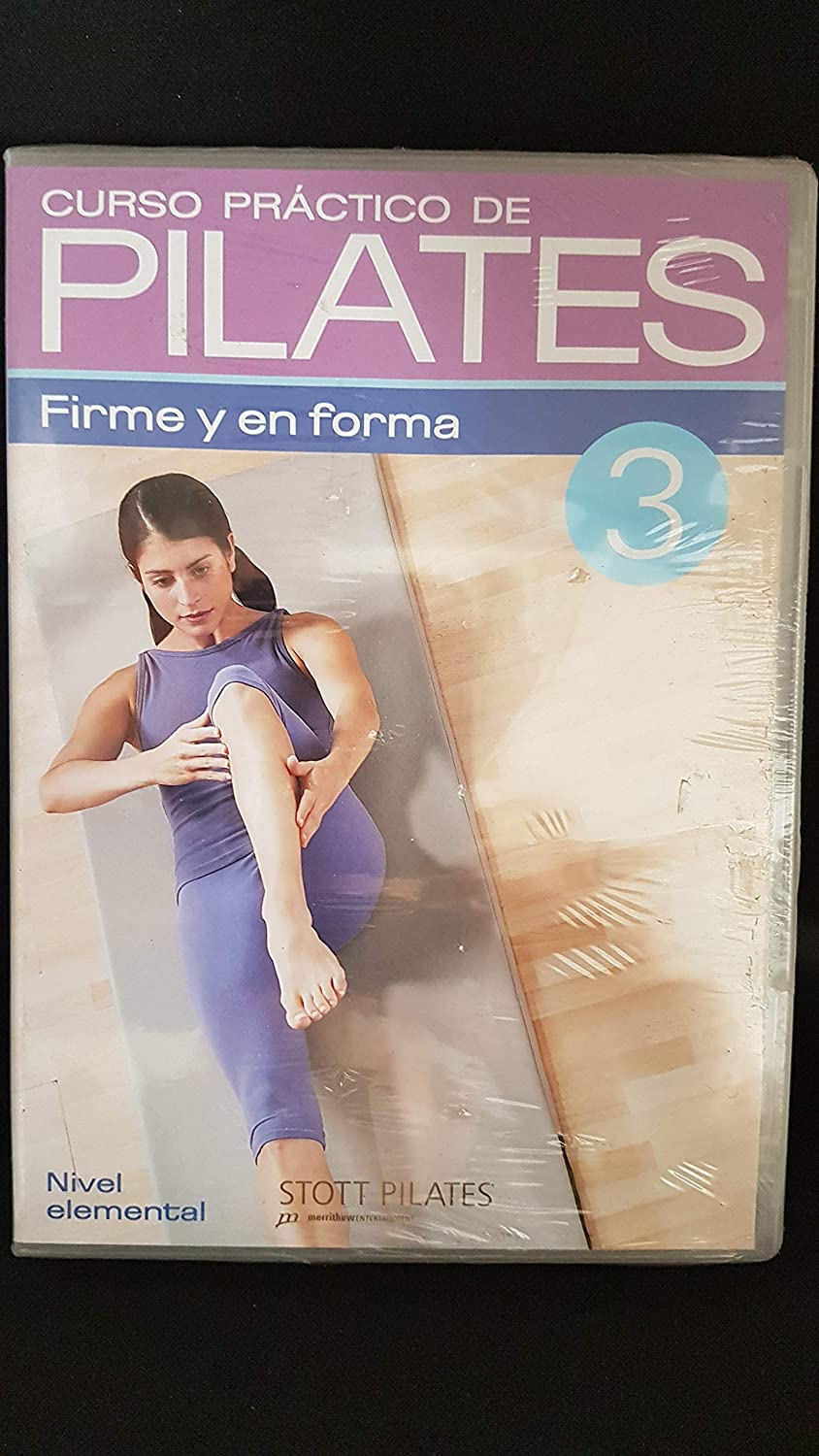 Pilates Firme y en Forma DVD [DVD]: Amazon.es: Cine y Series TV