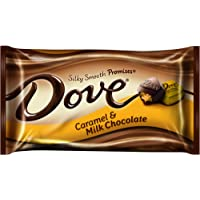 Dove Milk Chocolate Caramel Promises, 7.94 Ounce Packages (Pack of 4)