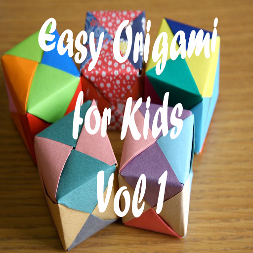 Origami Faces (Easy Origami for Kids  - Video Learning Guide Vol 1)