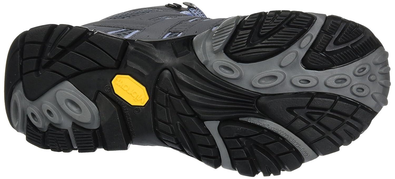 Merrell Moab 2 Mid GTX, Stivali da da da Escursionismo Alti Donna | Grande Svendita  | Sig/Sig Ra Scarpa  118518