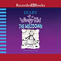 Image for Diary of a Wimpy Kid: The Meltdown