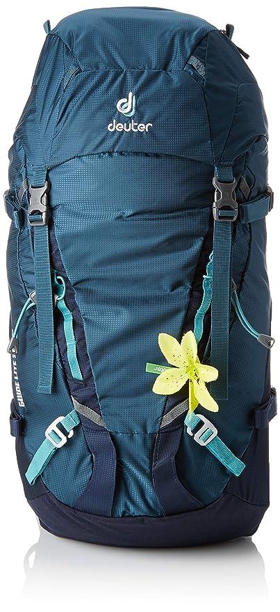 f68f59fe4d2 Amazon.com : Deuter Guide Lite 28 SL Backpack, Arctic Navy : Sports ...