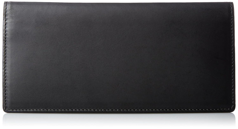 [ヴィンテージリバイバルプロダクションズ] 財布 L-wallet.cp oil leather 日本製 59232 B01MF9QTZ6  ブラック