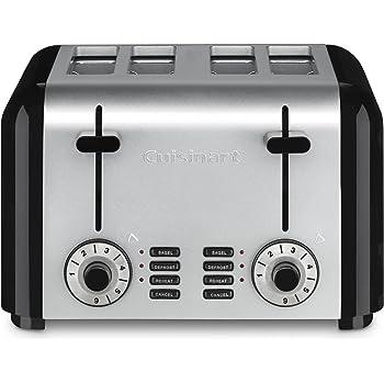 cuisinart toaster 4 slice manual
