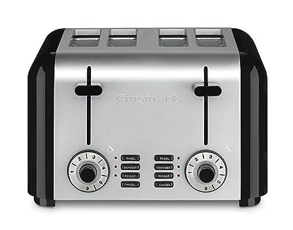 Cuisinart Stainless Steel The Bakery 2-Slice Toaster