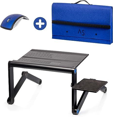 ANSPROS- Mesas Para Laptop Cama, atril cama, mesa cama,Paquete ...