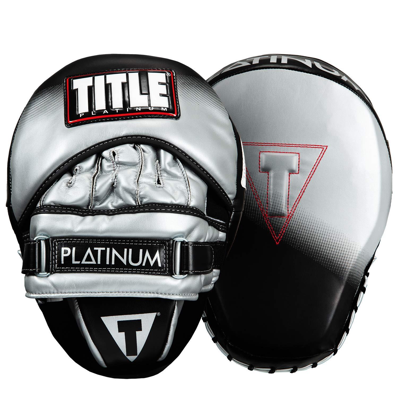 タイトルPlatinum Proclaim Power Punch B01DKUXJ8Q Mitts One Size ブラック Mitts/シルバー Power B01DKUXJ8Q, TJM interior:f9712d92 --- capela.dominiotemporario.com