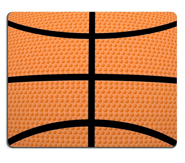 Luxlady alfombrilla para ratón 3d baloncesto creativo abstracto ...