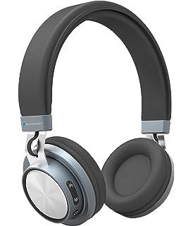 Blaupunkt BLP4100 - Auriculares Bluetooth 2.1 Inalambricos Diadema, Manos Libres, Batería…