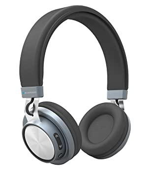 c1419f4f0b7 Blaupunkt BLP4100 Headphones Black: Amazon.co.uk: Audio & HiFi