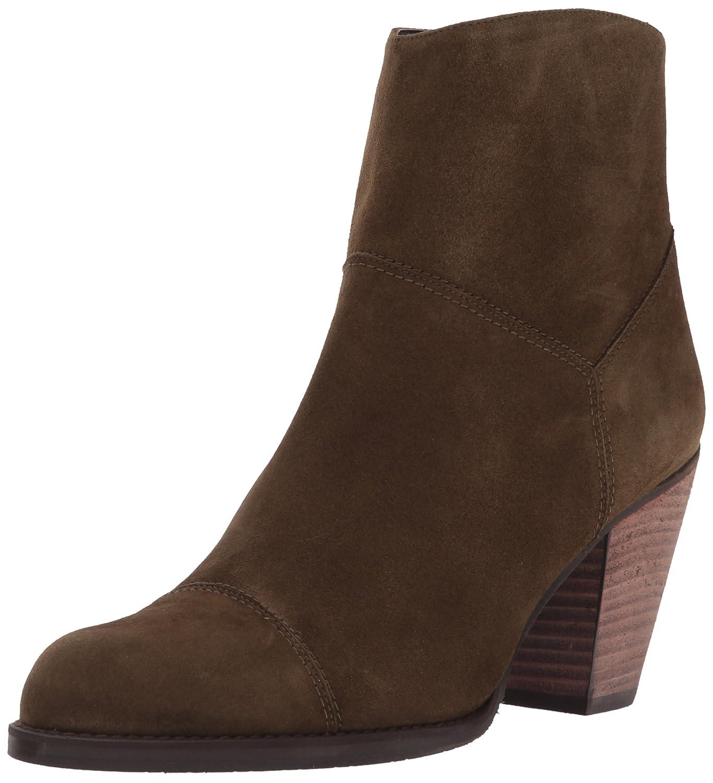 Stuart Weitzman Women's Hippy Ankle Boot B01MQVJF8F 10 B(M) US|Olive