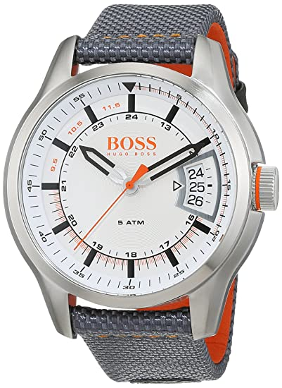 446ce3688521 Reloj Hugo Boss Orange Hong Kong 1550015 Hombre Blanco  Amazon.com ...