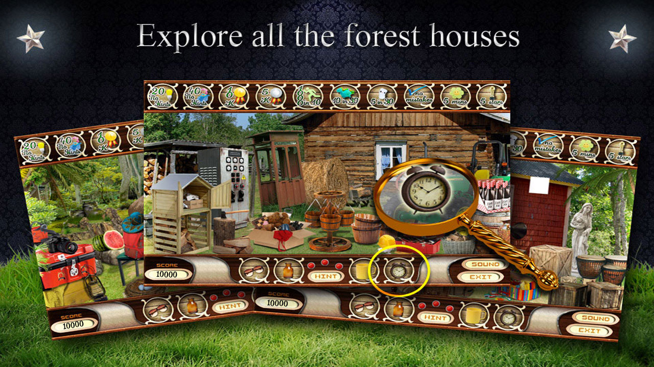 Play Free Hidden Object Games Download Games