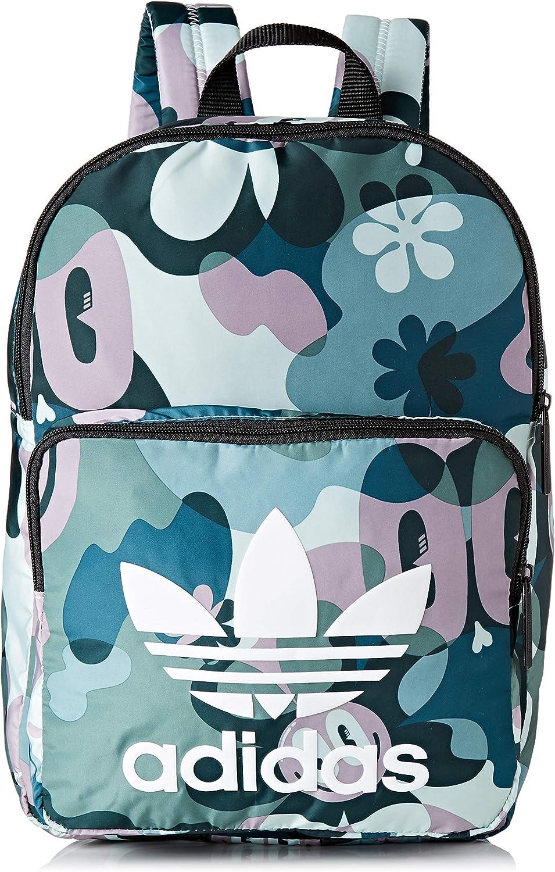adidas BP CL M, Mochila para Mujer, Multicolor (Multco), 24x36x45 cm (W x H x L)