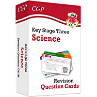 New KS3 Science Revision Question Cards
