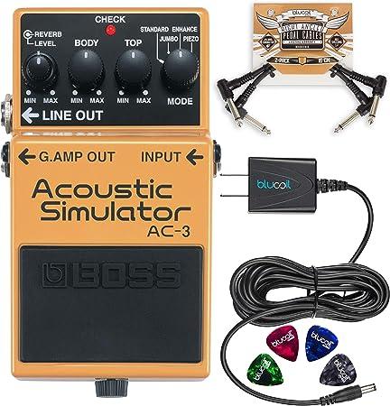 9V Negative Polarity AC-DC Adaptor for Mooer Acoustikar Effects Pedal