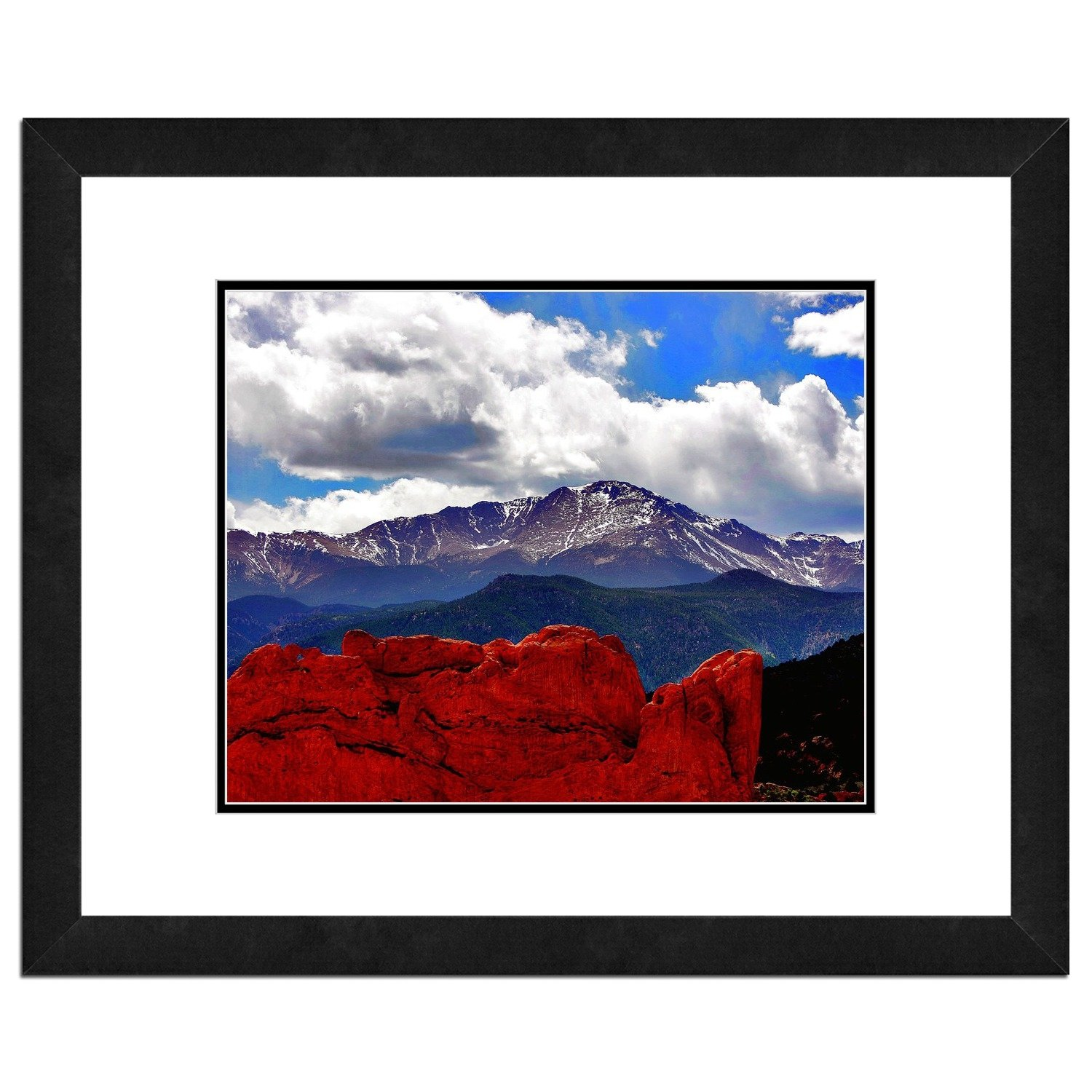 Pikes Peak Photo by Photo File