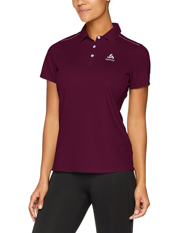 Odlo Damen s//s Tina Poloshirt