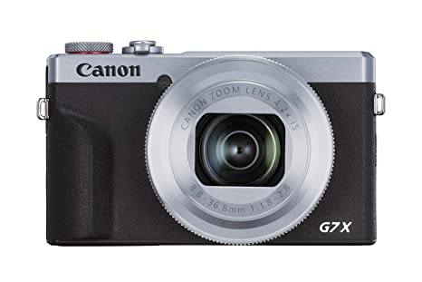Canon Powershot G7 X Mark III 3638C002: Amazon.es: Electrónica