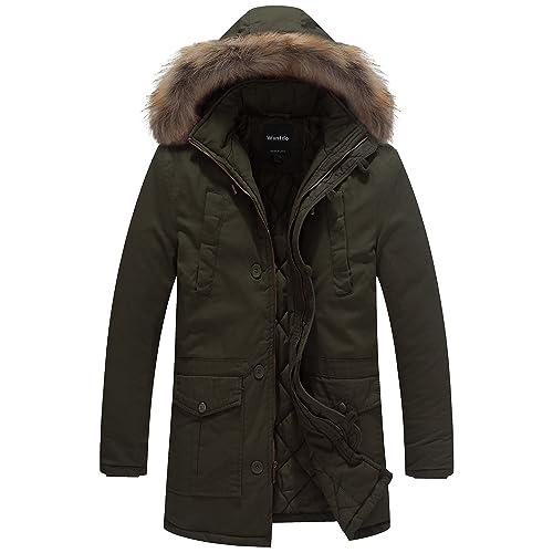Men's Parka Jacket: Amazon.com