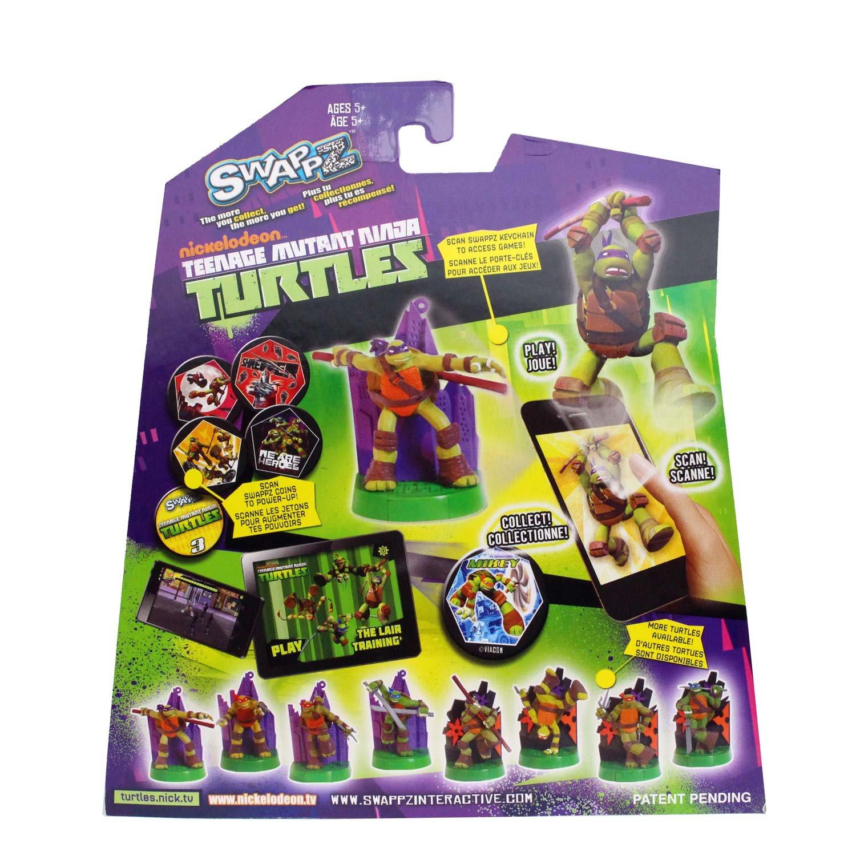 TORTUGAS NINJA Teenage Mutant Ninja TurtlesTM - Juguete ...