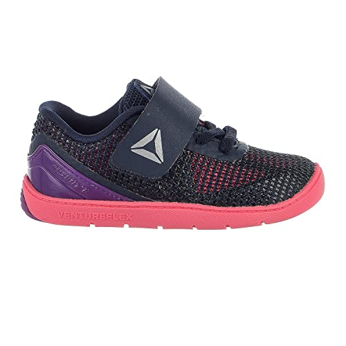 Reebok CROSSFIT NANO 7 Shoes - Navy   Solar Pink   Aubergine   Silver - Boys 2eb1d6b36