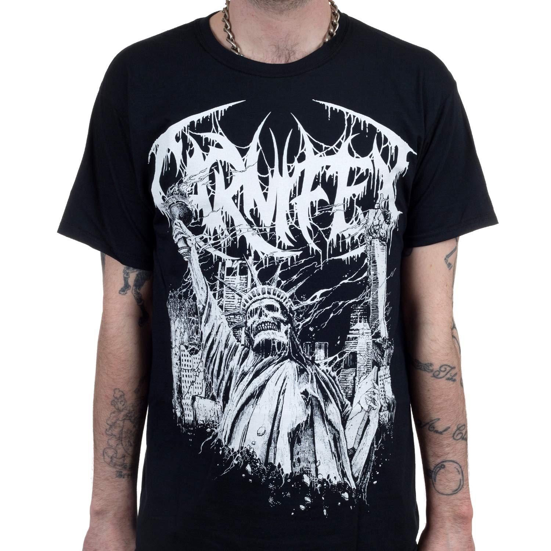 2d515c447 Carnifex Men s Liberty T-Shirt Black Small
