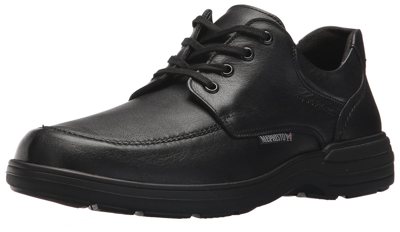 Mephisto Men's Douk Rain Shoe 12.5 D(M) US|Black Riko