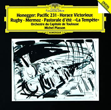 オネゲル:管弦楽作品集