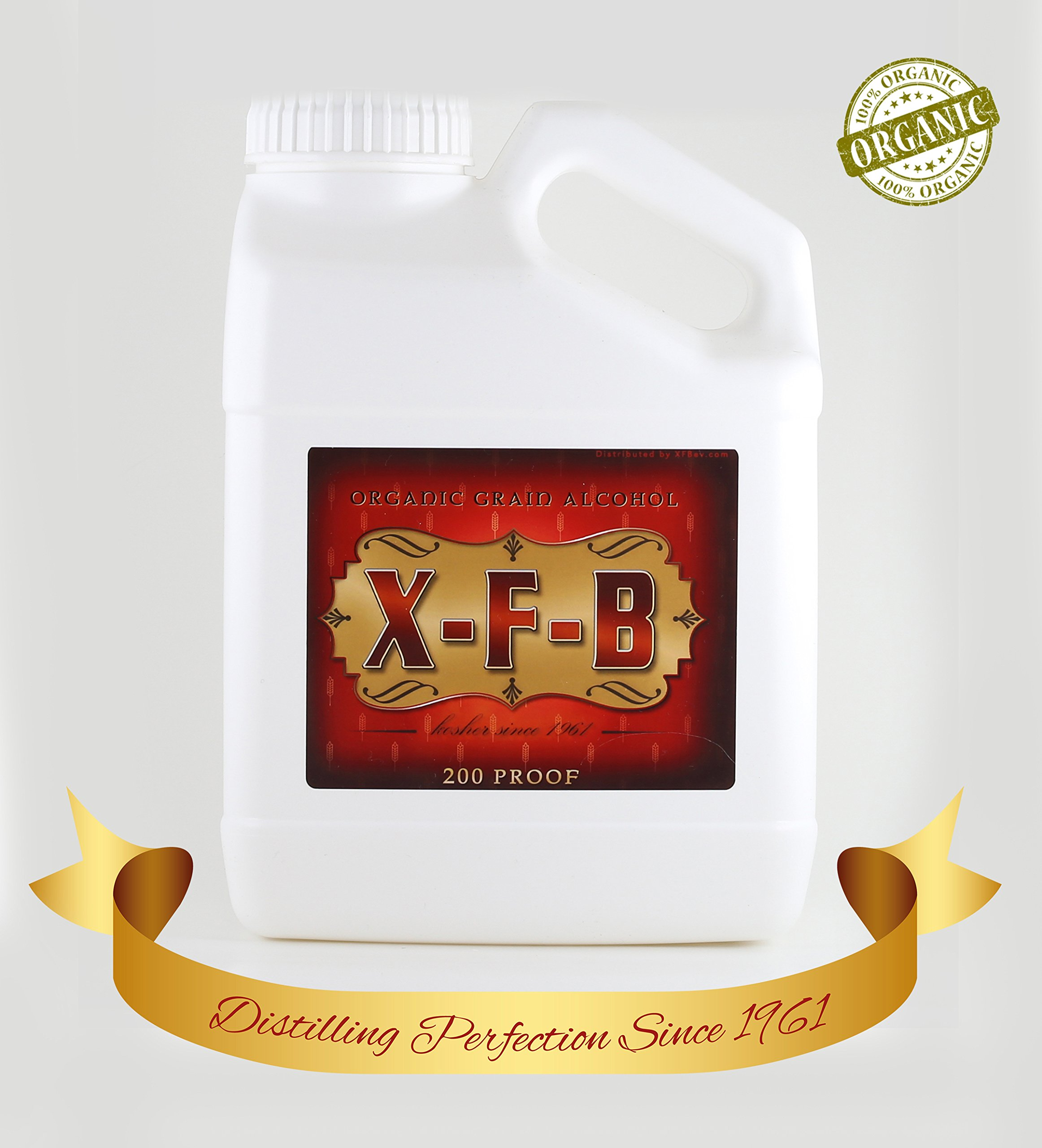 1-Gallon 200 Essential Oil XTRACTOR from X-F-B 100% Organic & PHARMA Grade PLS Ask Anyone WHO HAS Used Our Products & They'll Tell You They're The PUREST ON The Planet