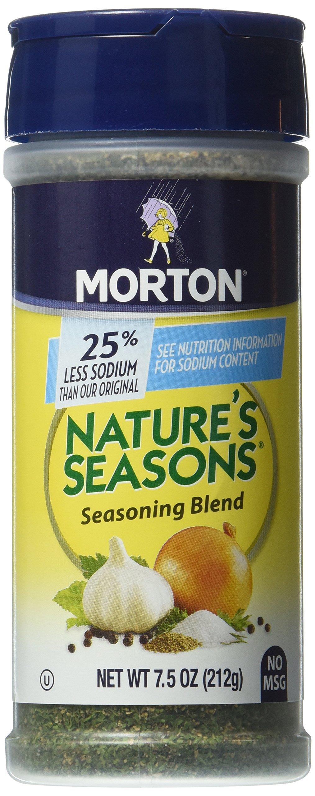 Morton S Nature S Seasons Seasoning Blend   Ounce