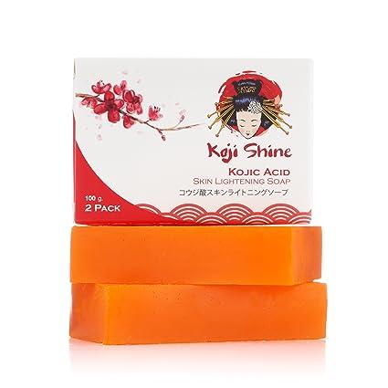 Review Kojic Acid Skin Lightening