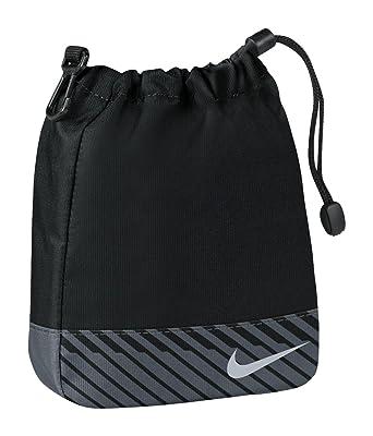 2bfdc7a8db Pochette Nike Sport 2.0 pour objets de valeur, Homme, Black/ Silver/ Dark