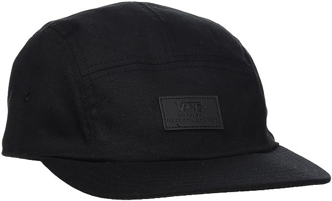 Vans Men s Base 5-Panel Camper Baseball Cap 0ee7f23b436