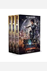 Biotech Wars: Boxset 1-3 Kindle Edition