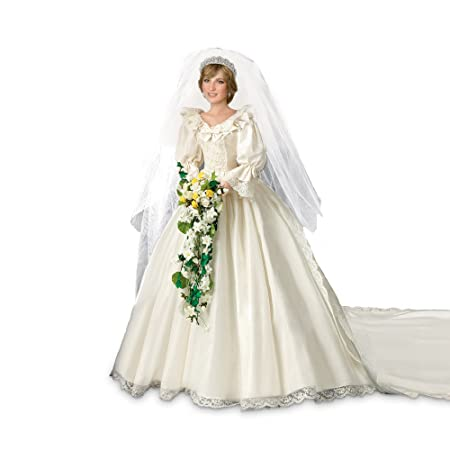 Princess Diana Doll In Wedding Dress