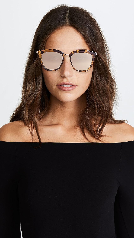 0b22db1e21bc Amazon.com  Le Specs Women s Caliente Sunglasses