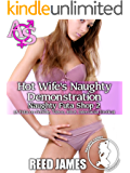 Hot Wife's Naughty Demonstration (Naughty Futa Shop 2): (A Futa-on-Female, Taboo, MILF, Interracial Erotica)