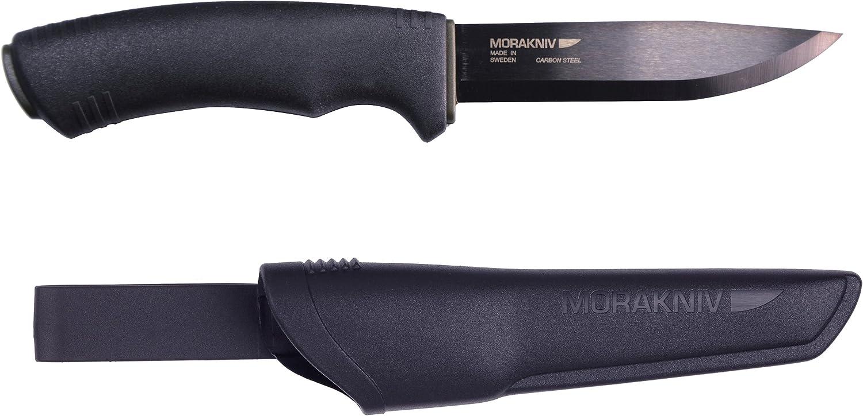 Morakniv Bushcraft Knife, Black