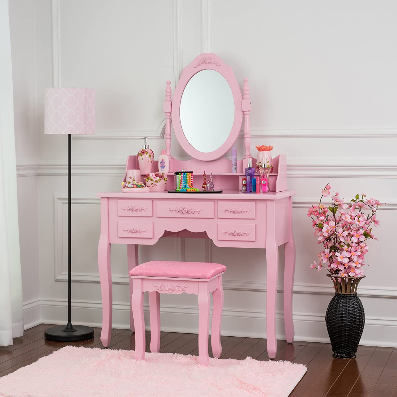 Make up tables for young girls — pic 6
