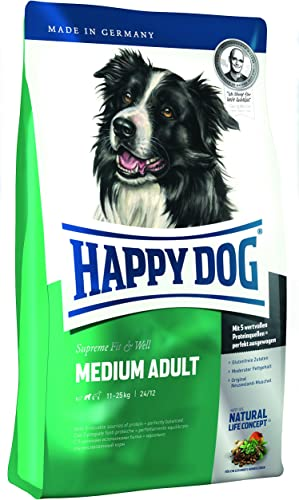 Happy-Dog-Hundefutter-Medium-Adult