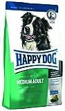 Croquettes Happy Dog Supreme Fit & Well Adult Medium Sac 12,5 kg