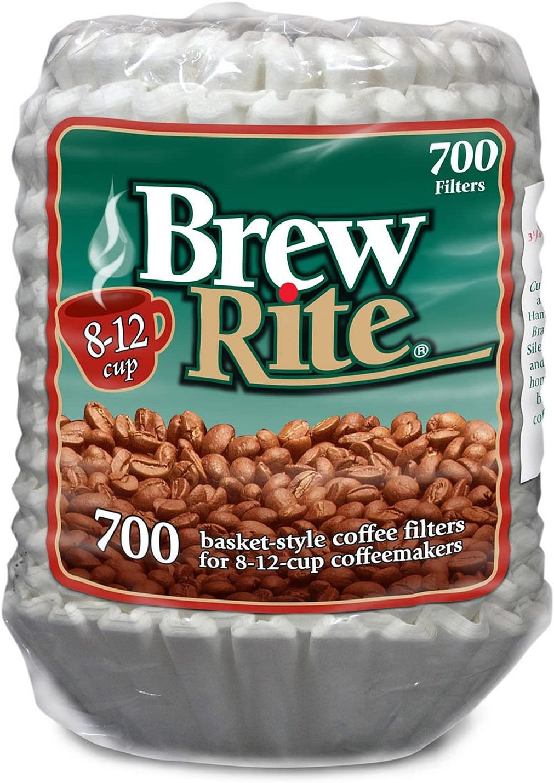 Amazon.com: Brew Rite filtro para café, Blanco ...