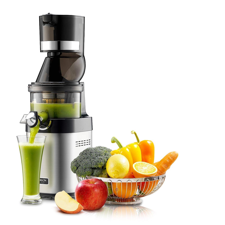 Kuvings KVGPRO08 Whole Slow Juicer Chef. Extractor de zumo profesional: Amazon.es: Amazon.es